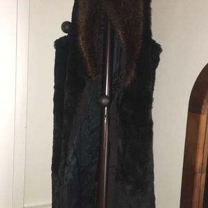 Handmade Bear Fur Coat